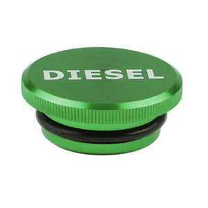 Aluminum Alloy with Magnetic Diesel Cap