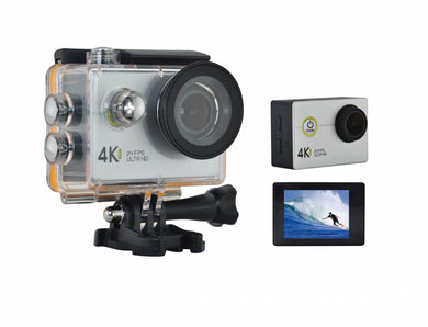 New Sports Camera 4K Sports DV Waterproof Sports Camera Cross-Border Digital Hot Style Hd Camera