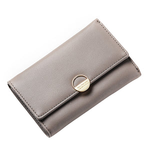 Ladies With Long Wallets Multi-Card Fashion Simple And Multi-Capacity Zero Purse