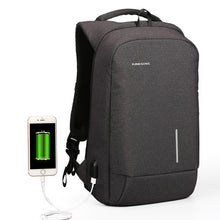 13 inches Gray Fashion Laptop Backpack