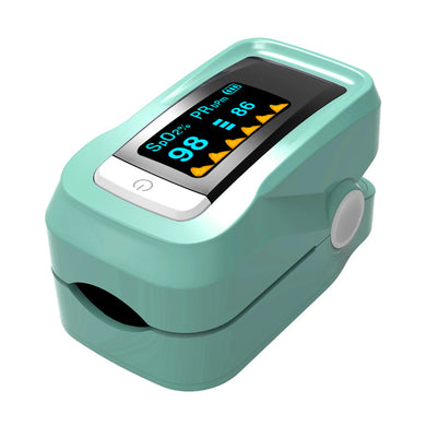 C101H1 SpO2 Fingertip Pulse Instant Read Digital Oximeter Blood Oxygen Sensor Saturation Monitor Meter