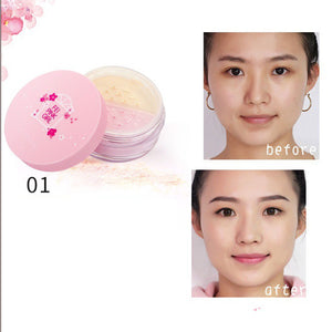 HOLD LIVE Oil Control Flawless Finishing Powder