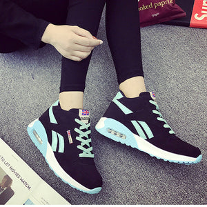 Winter Short Size Leisure Women's Shoes Sports Fashion Running Shoes