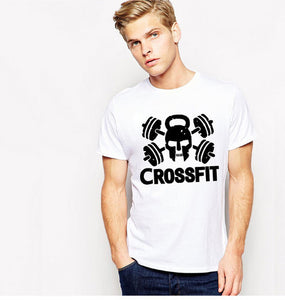 New Men's Stylish Burpees You I Like This Crossfit T Shirts Men Cotton O Neck Top Tees Bodybuilding Short Sleeve Casual T-shirt