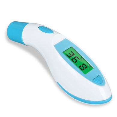 Adulto Testa thermometer Digital Infravermelho thermometer Infravermelho Com Backlight LCD Termometro Baby Health management