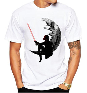 Newest Deadpool Men T shirt Fashion Regenerating Jackass Design tops The Darth King Printed T-Shirts Punk Hipster tee