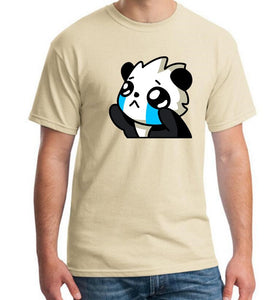 Kung Fu Panda Men T-Shirt Cotton Short Sleeve Casual T-shirt Hipster Printed Tee Summer Tops