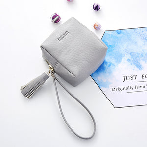 Ladies' Hand Purse Steamed Buns Are Simple And Large Change Bags Cute Mini Purse