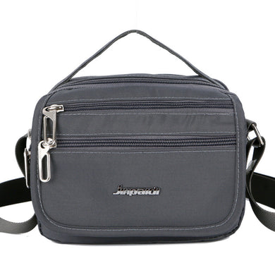 Men's Bags Cross Section Of Oxford Cloth Bag Men's Shoulder Messenger Bag Business Casual