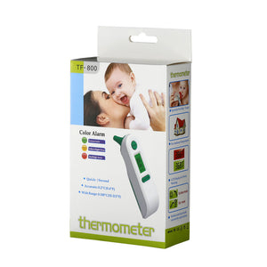 Infrared Baby Thermometer LCD Digital Ear Laser Body Temperature Baby Adult Medical Fever Thermometer
