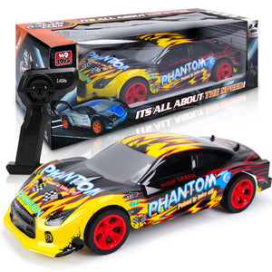 Channels Wireless Electric Remote Control Car Model Toys Children's High Copy Famous Speed Car for Kid's Birthday Toys Gift