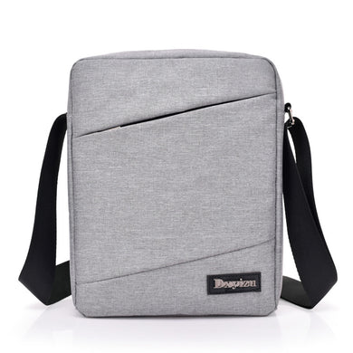 Single Shoulder Bag Of Fine Polyester Men Slant Bag Leisure Bags Vertical Style Outdoor Sports