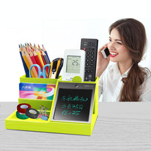 VSON Stationery Set with 4.2 Inch LCD Digital Drawing & Writing Tablet Handwriting Pads E-Note Paperless Graffiti Board Toys For Children