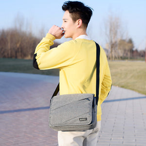 Men's Single Shoulder Bag Of Nylon Single Shoulder Bag Leisure Men's Single Shoulder Bag