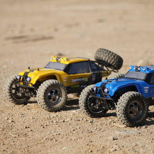 New Hot sales Toys RC Car HBX 12891 1/12 2.4G 4WD Waterproof Hydraulic Damper RC Desert Buggy Truck with LED Ligh
