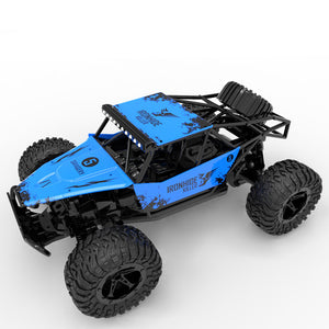 2018 Toy for Children Best Gifts New Cool Shape Off-road Vehicle Toy 1/16 Scale 2.4Ghz 4 Wheel Drive Car Remote Control RC Car