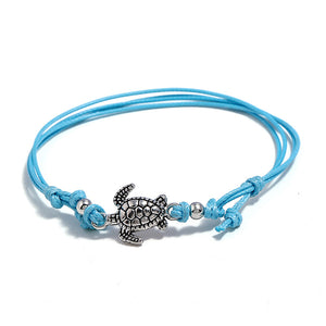 Starfish Anklet Vintage Ankle Bracelet For Women Buddha Foot Jewelry Summer Barefoot Beach
