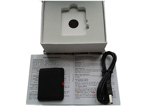 GPS Locator Of GPS Positioning Device X009 Micro Locator GPS Positioning Electric Vehicle Alarm