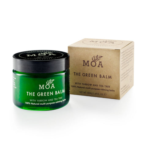 MOA Green Miracle Balm | MOA Green Miracle Creme