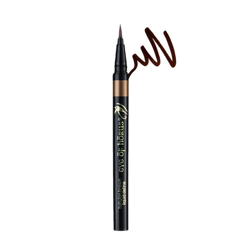 Eye of Horus Liquid Define brown eyeliner