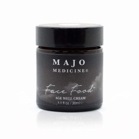 Majo medicine face food age well cream