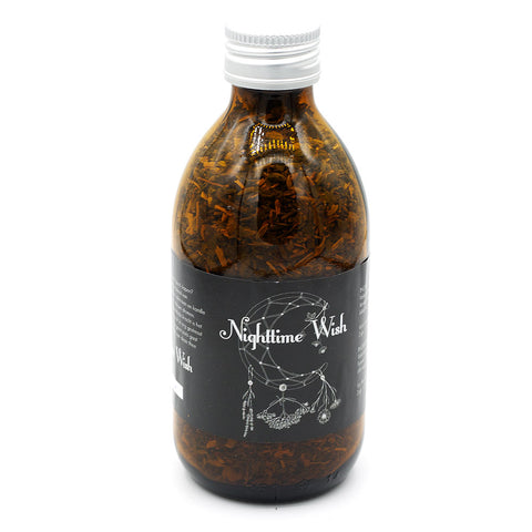loose organic tea nighttime wish biologische thee