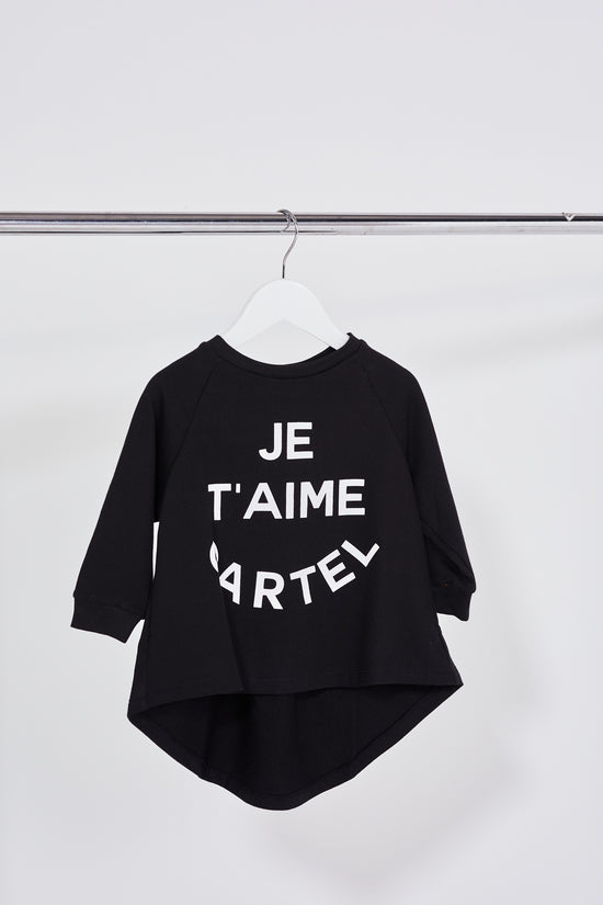 MINI Je Taime Sweater - Black