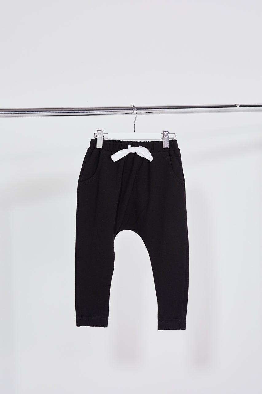 MINI Kenji Comeback Pants - Black