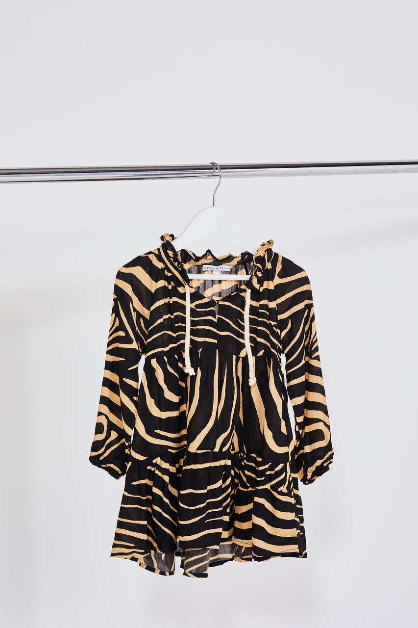 MINI Cali Dress - Zebra