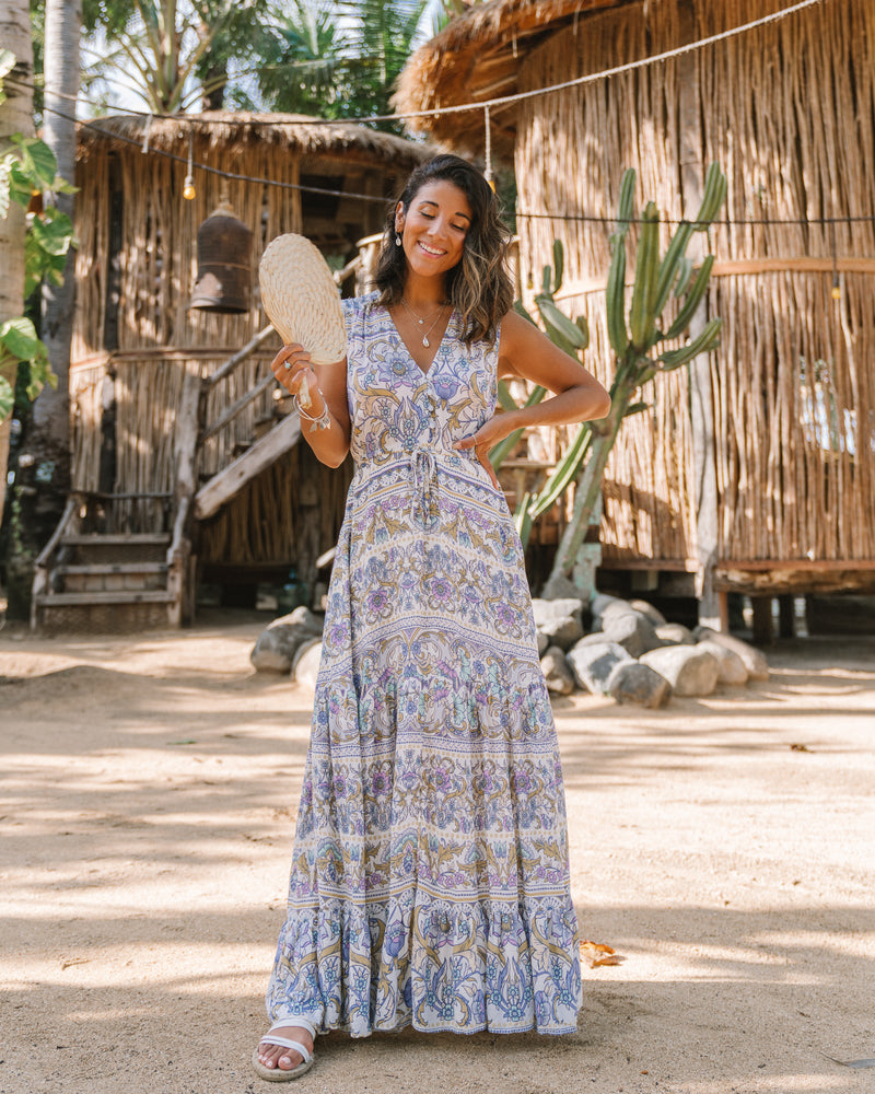 Gypsy Road Maxi Dress