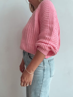 Sable Knit - Blue