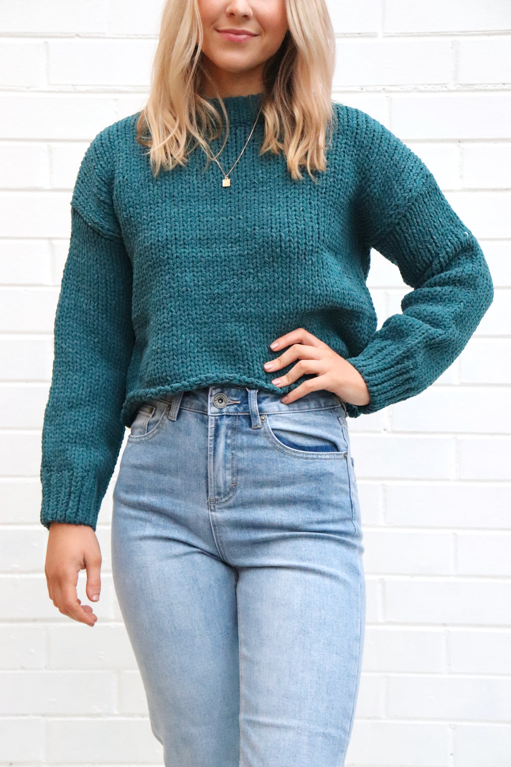 Tammy Knit - Emerald