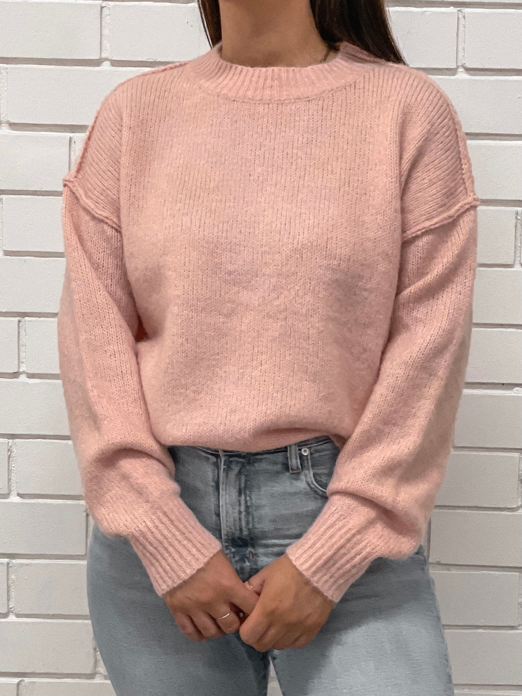 Charlie Knit - Pink