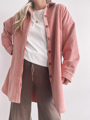 Marley Linen Shorts - White