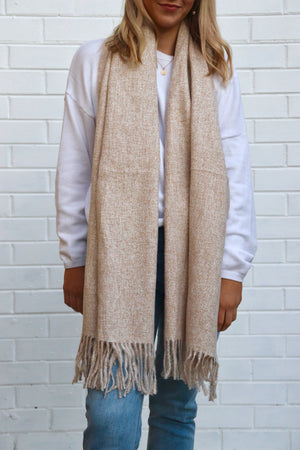 Fable Scarf - Cream