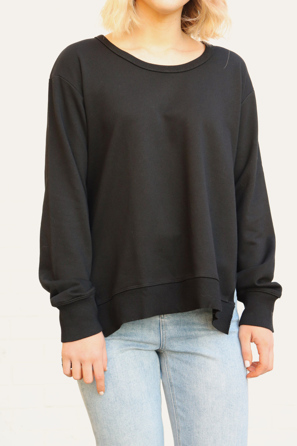 Ulverstone Sweater - Black