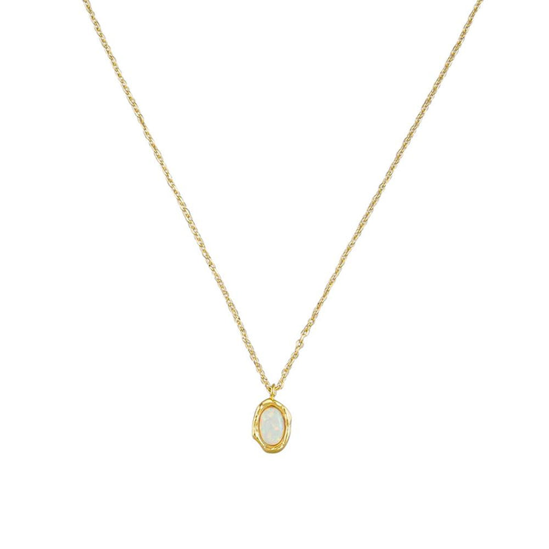 Skylar Necklace - Gold