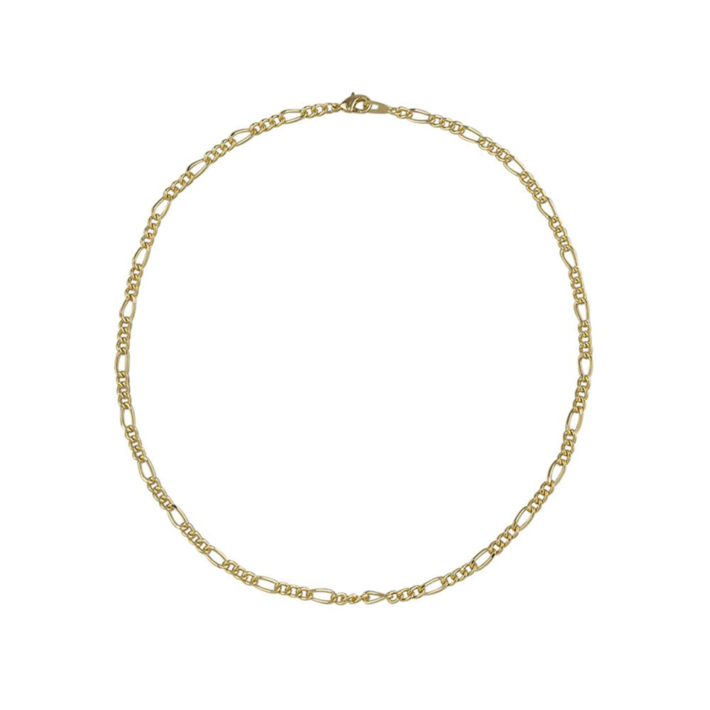 Tamika Chain Necklace - Gold