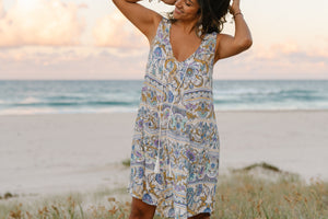 Gypsy Road Tunic Dress