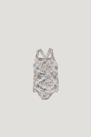 Everly Swimsuit - Wild Floral