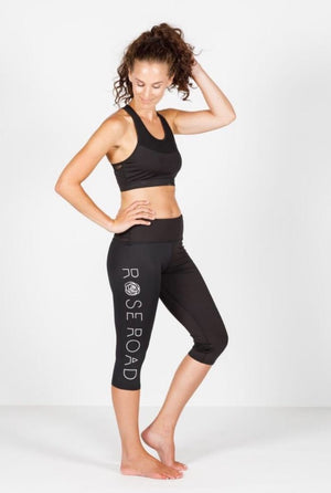 Rose Road 3/4 Leggings