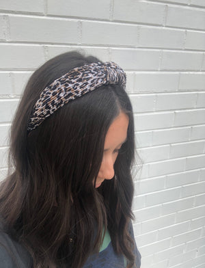 Sweet Thing Headband - Leopard