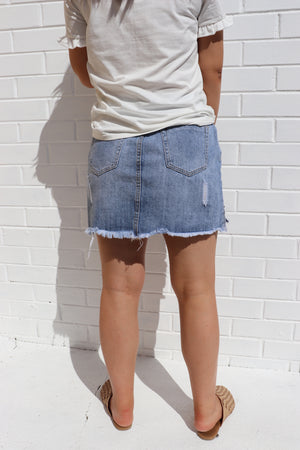 Milla Denim Skirt