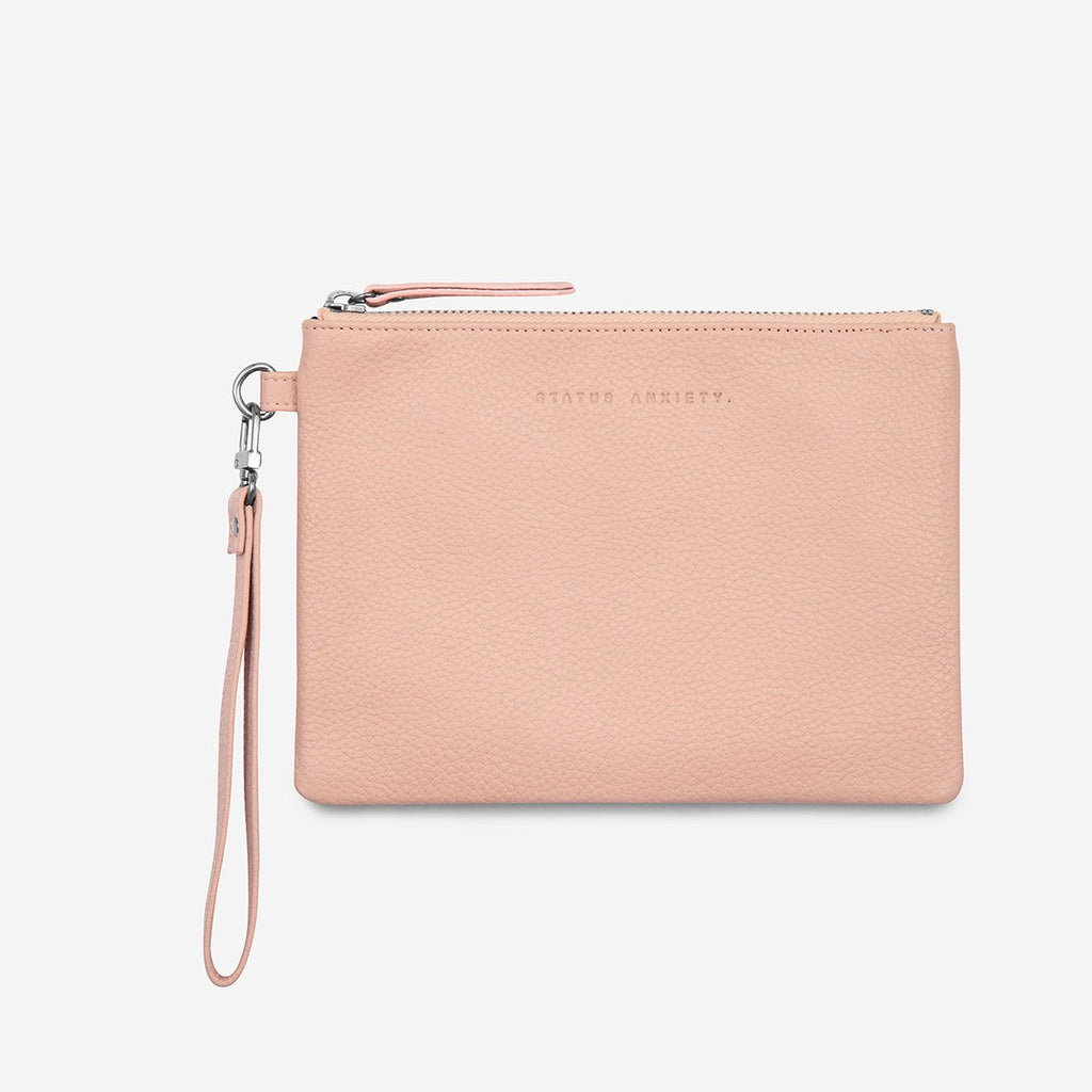 Fixation Clutch - Dusty Pink