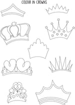 Colour in Crowns