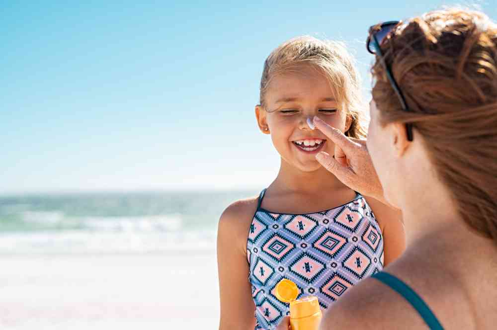 Choosing the Right Sunscreen for Your Child