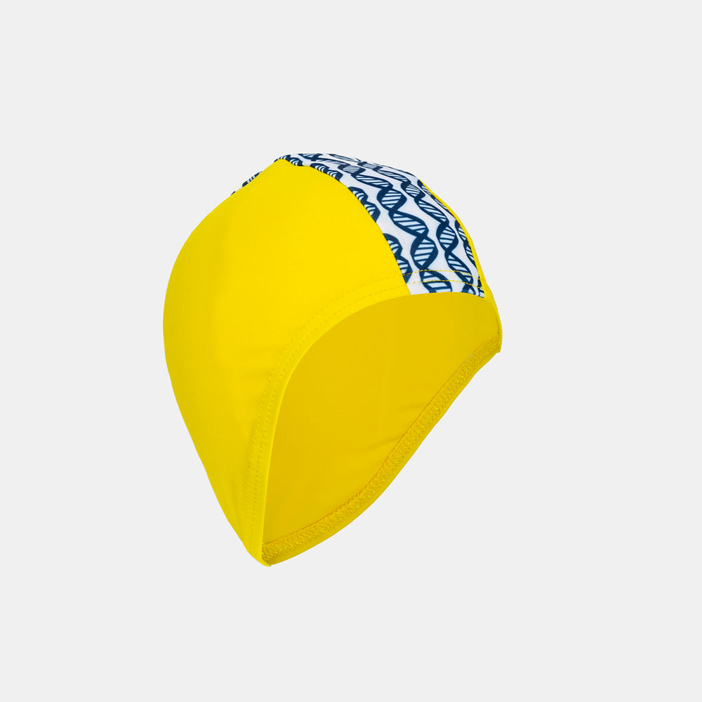 Junior Swim Cap - Sunshine DNA