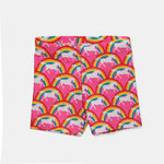 Swim Shorts - Rainbow Pony