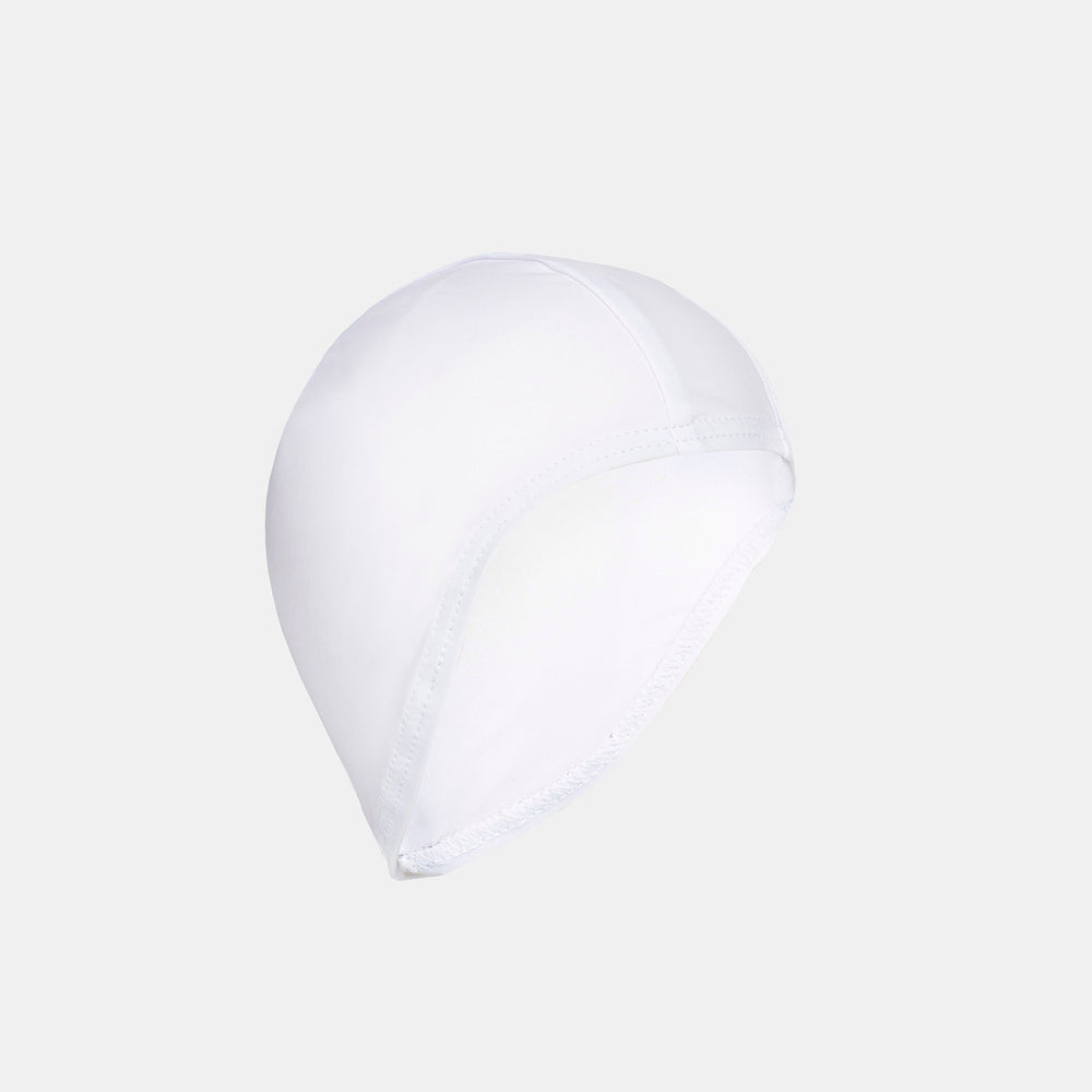 Junior Swim Cap - White  Pears
