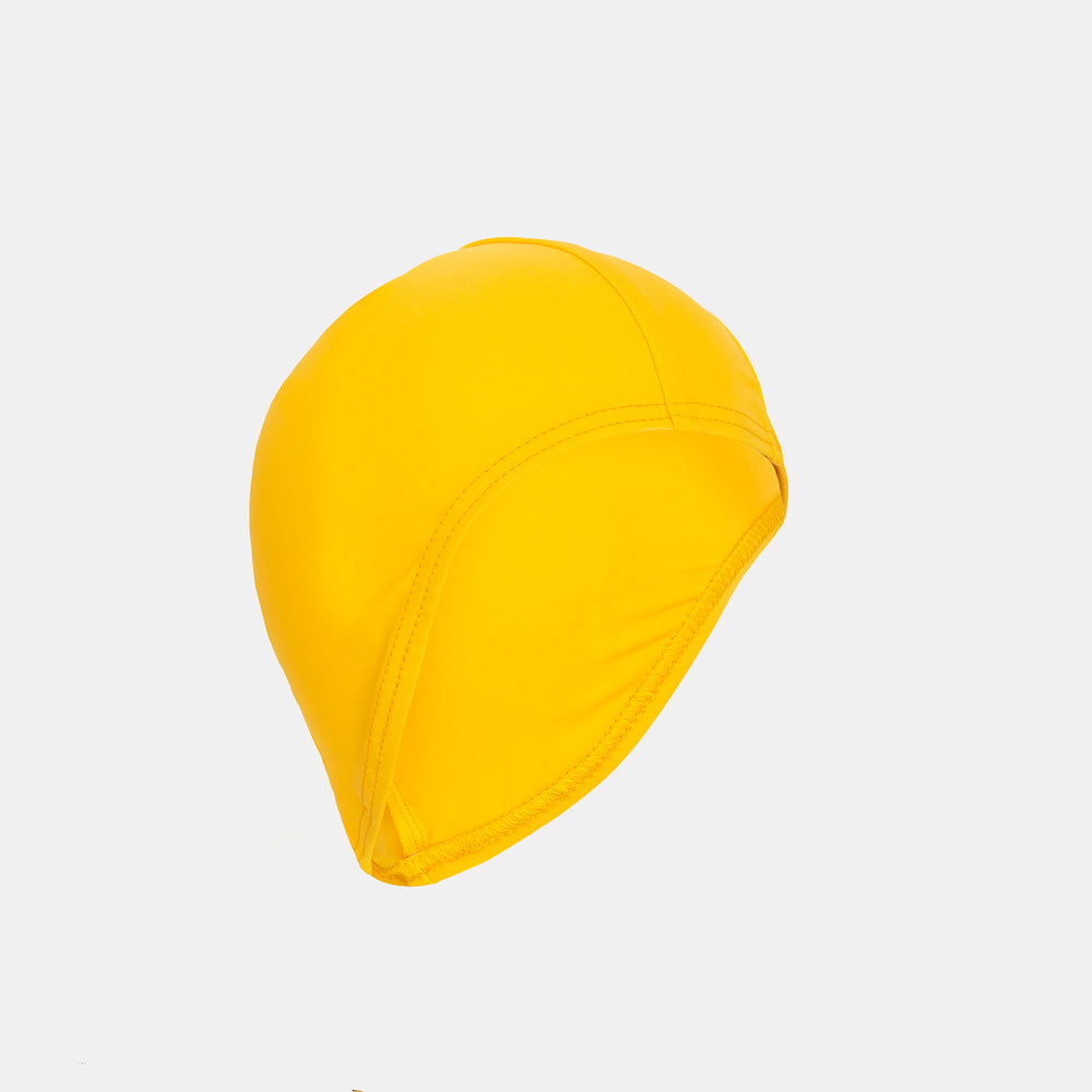 Junior Child Swim Cap - New Gold